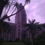 Memorial Tower, UKZN